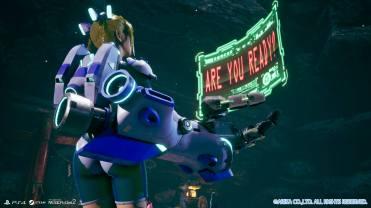 Fighting EX Layer DLC Screen 1
