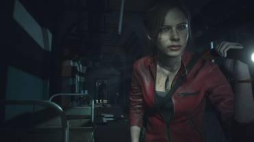Resident Evil 2 Remake Leaked Screen 13