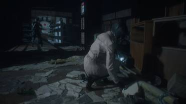 Resident Evil 2 Remake Leaked Screen 18