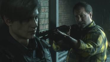 Resident Evil 2 Remake Leaked Screen 19