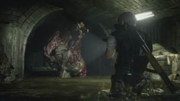 Resident Evil 2 Remake Leaked Screen 28