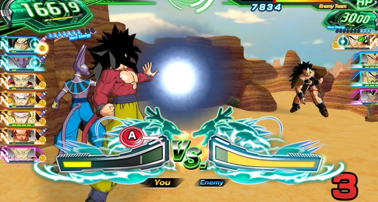 Resultado de imagen para SUPER DRAGON BALL HEROES GAMEPLAY
