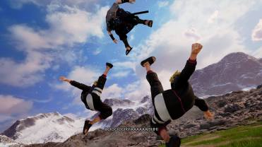 Jump Force Boruto Uzumaki Screen 2