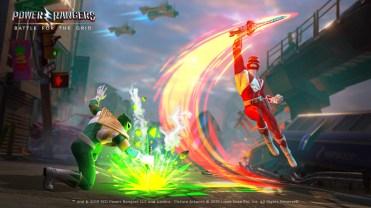 Power Rangers Battle for the Grid Promo Screen 2