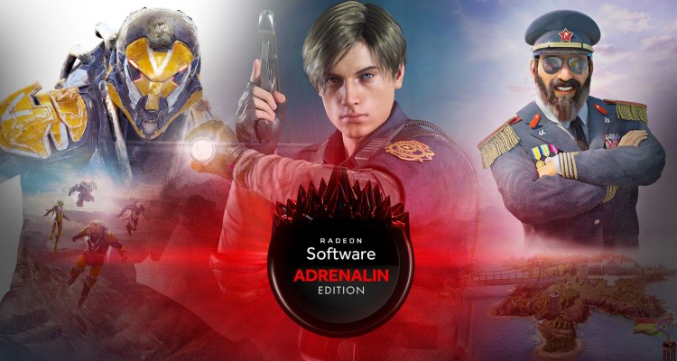 AMD Radeon Adrenalin 2019 19 1 2 BETA – Drivers Optimizados para