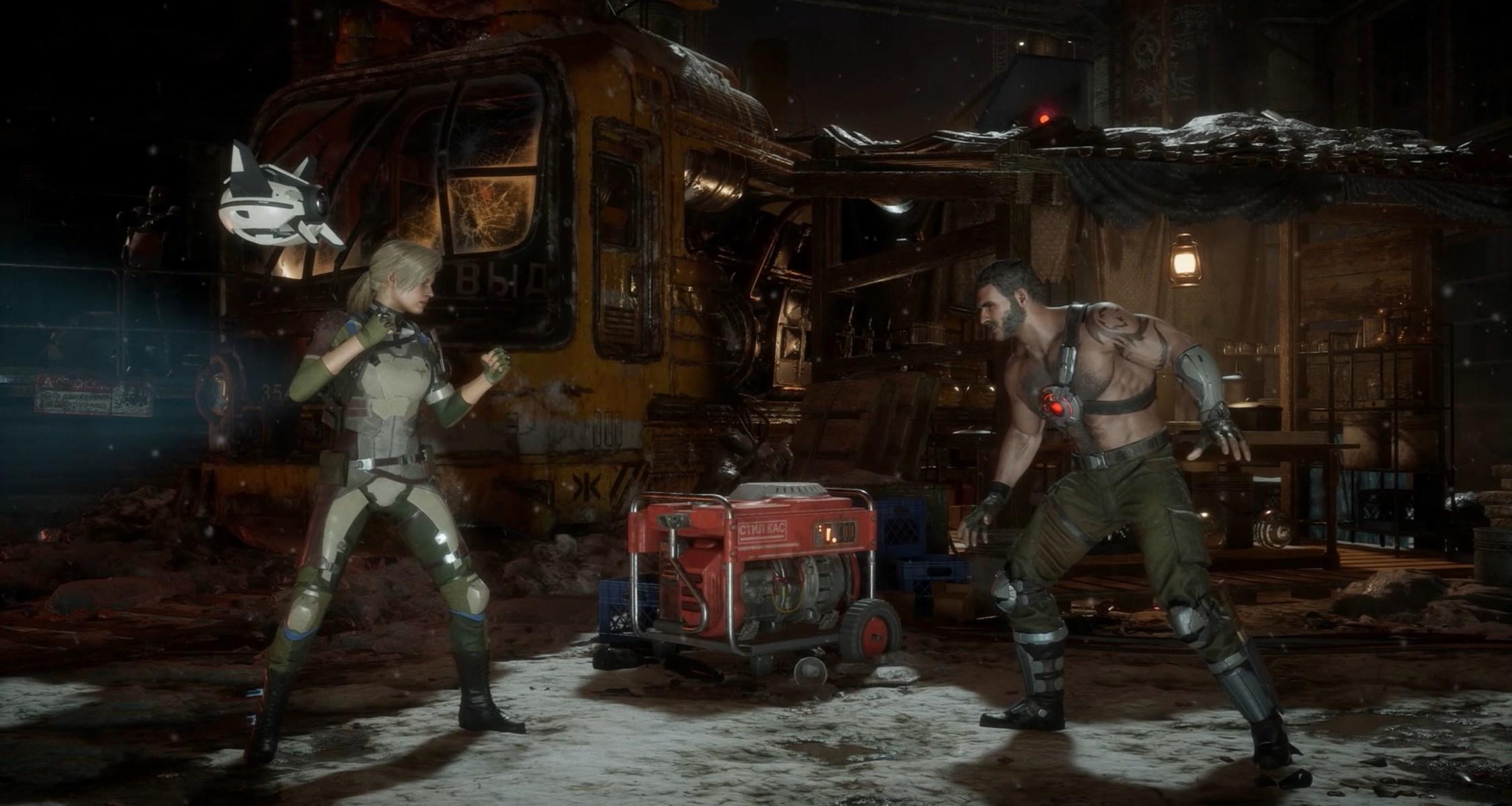 Mortal Kombat 11: Cassie Cage obtiene un nuevo y