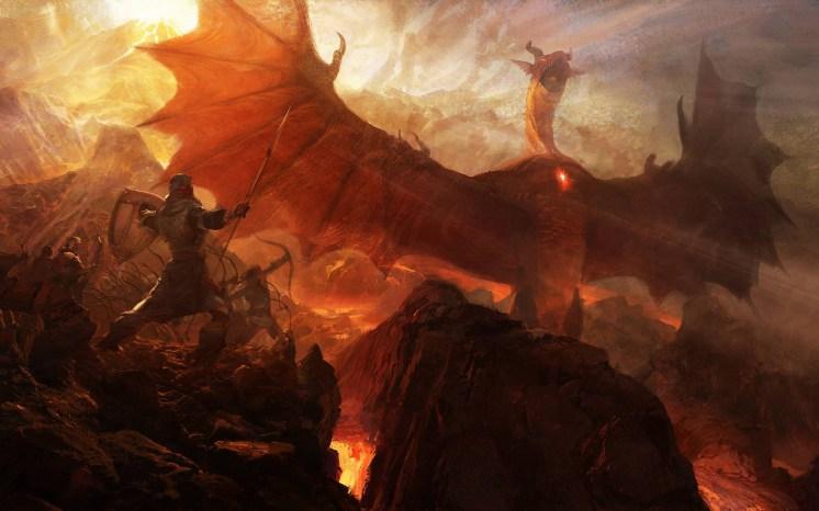 Dragons Dogma Dark Arisen Concept Art
