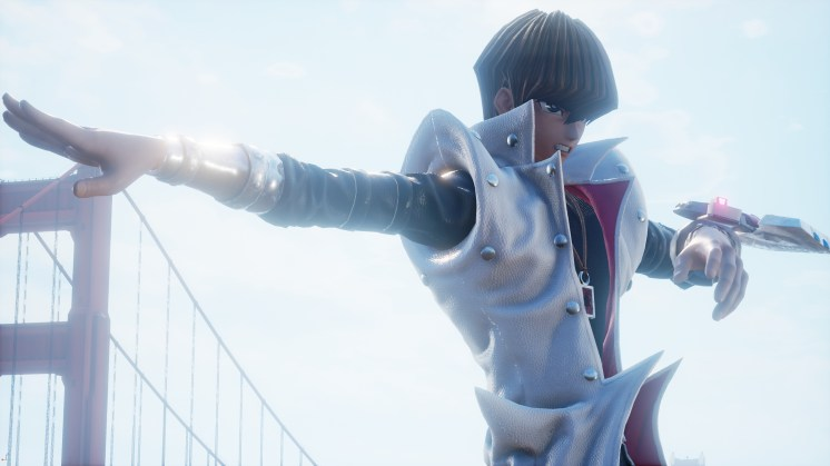 Jump Force Seto Kaiba Screen