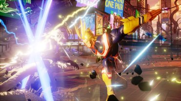 Jump Force All Might Screen 2