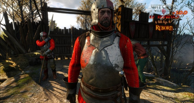 The Witcher 3 – Versión Final del Mod 'HD Reworked Project