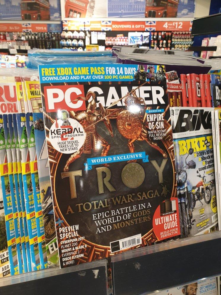PC Gamer Troy A Total War Saga