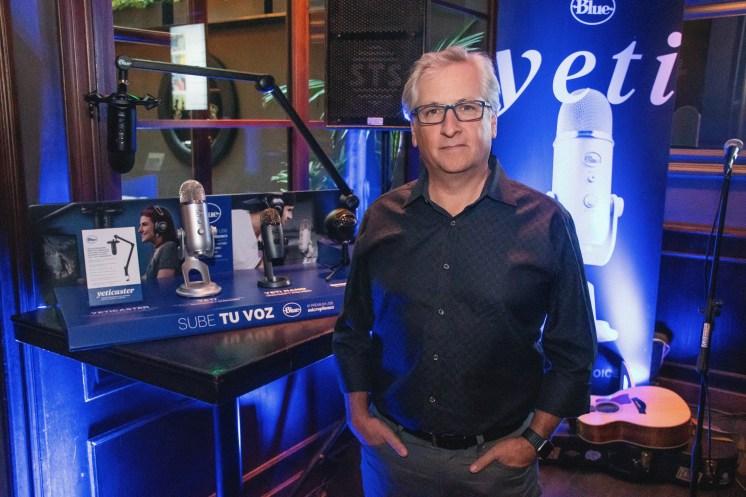 Blue Microphones - CEO John Maier