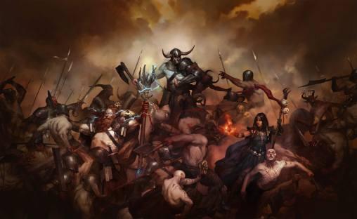Diablo IV Heroes