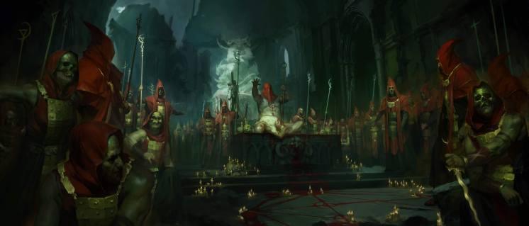 Diablo IV Scosglen The Cultists