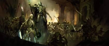 Diablo IV Skeletons
