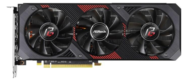 ASRock Radeon RX 5600 XT Phantom Gaming_result