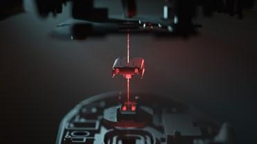 Focus Plus Optical Sensor