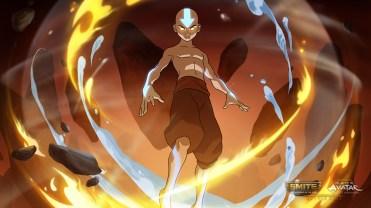 Merlin Avatar Aang