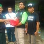 PCNU Kabupaten Tulungagung Kirim Bantuan untuk Korban Banjir di Pacitan