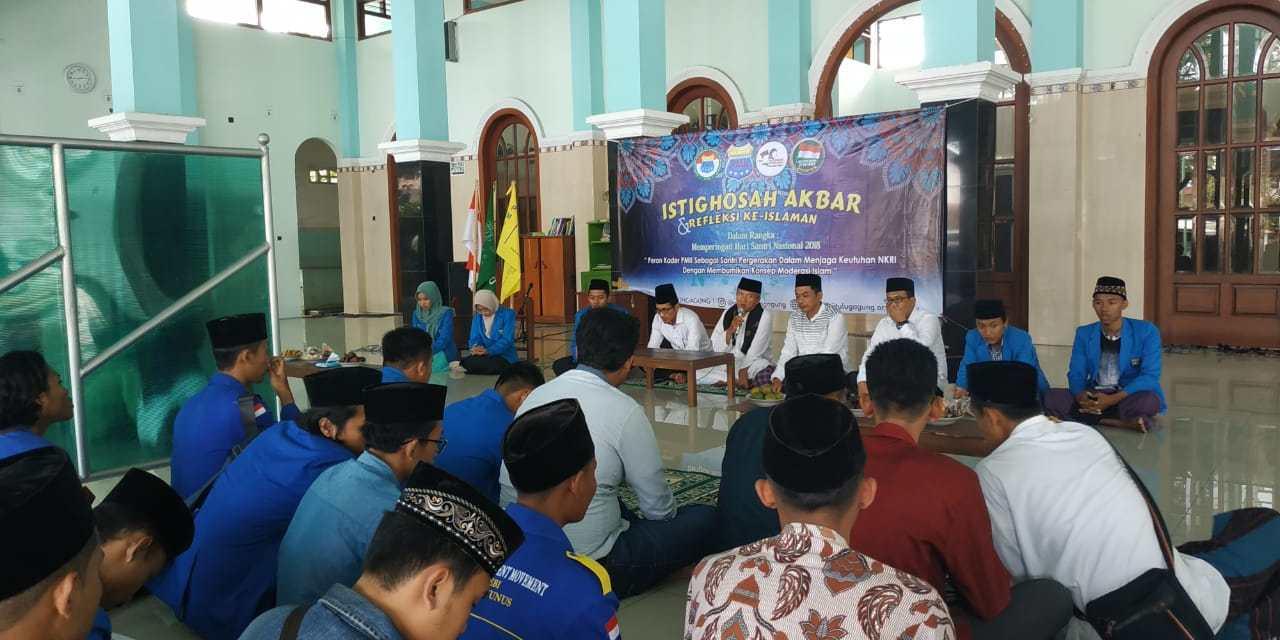 PMII Gelar Refleksi Resolusi Jihad 22 Oktober