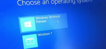 Bikin Dual-Boot Windows 7 dan Windows 10 Technical Preview