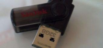 Sudah Ada, Dual USB Flash Disk Tipe C