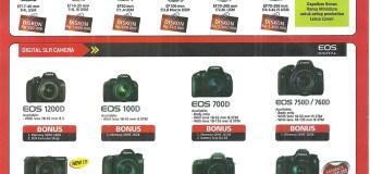 Canon Tawarkan Diskon Hingga Rp1,4 Juta