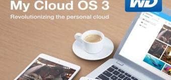 Sinkronisasi: Fitur Baru di WD My Cloud OS 3