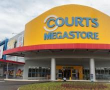 Courts Hadirkan Megastore Kedua