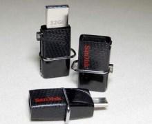 SanDisk Perbesar Kapasitas Ultra Dual USB Drive 3.0