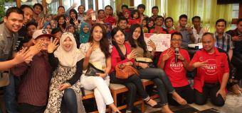 Smartfren Gelar Program Edukasi dan Kopdar Perdana Smartfren Community di Jawa Tengah