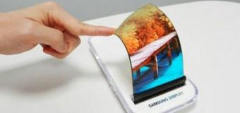 Psst, Samsung Siapkan Smartphones dengan Layar yang bisa Ditekuk