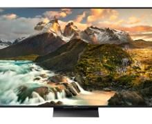 Sony Perkenalkan Televisi Bravia Seri Z9D