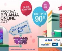 Dukung Festival Belanja Online, Alfacart.com Tawarkan Diskon Sampai 90 Persen