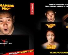 Lenovo Gelar 'Gamemotion', Kontes Ekspresi Wajah dan Emosi Para Gamers