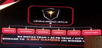 Lenovo Umumkan Pemenang Lenovo Gaming League ke-2 Wilayah Yogyakarta