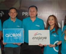 Alcatel Umumkan Kerja Sama dengan Erajaya