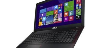 ASUS Rilis X550IU, Gaming Notebook Berbasis AMD Polaris