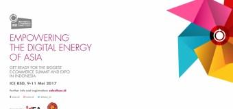"Diadakan Mei, IESE 2017 Usung Tema ""Empowering the Digital Energy of Asia"""