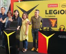 Lenovo Perkenalkan Legion Sebagai Sub-Brand Gaming Terbarunya di Indonesia