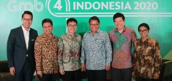 Grab Indonesia Janjikan Cetak Lima Juta Wirausahawan Mikro