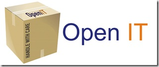 Open It - logo