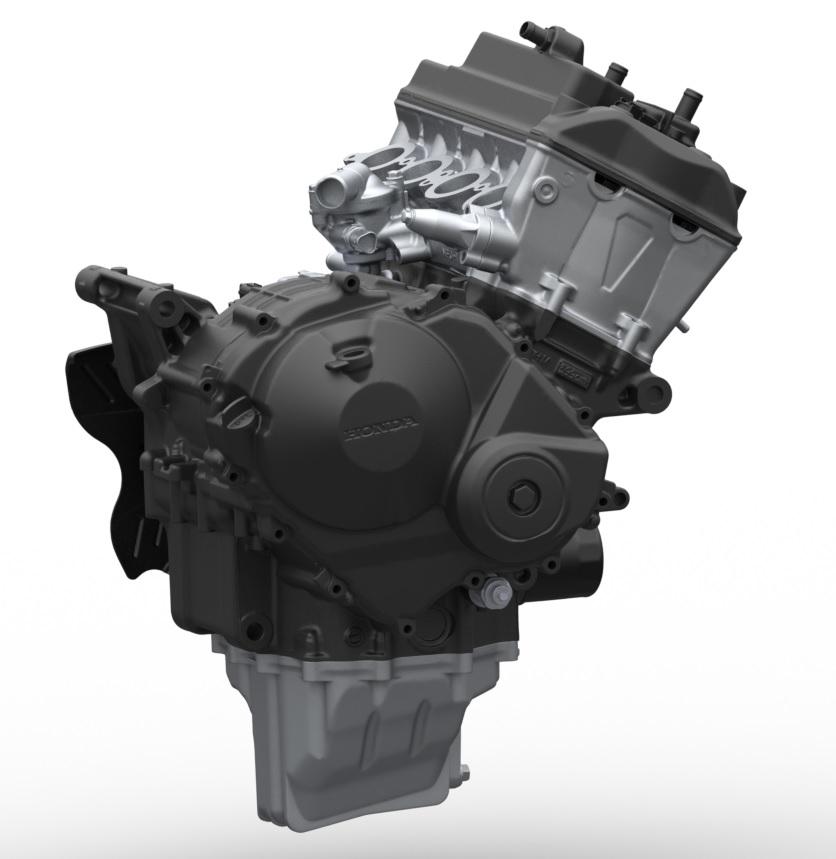 Bolton WorksSolid Works Assembly 2009 Honda CBR600RR Engine (10)