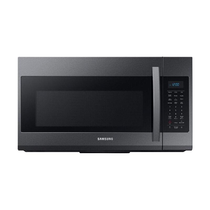 range countertop microwaves