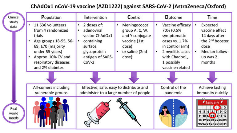 covid 19 safety and efficacy of the
