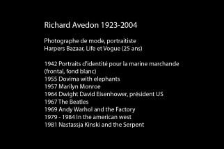 00 - Avedon