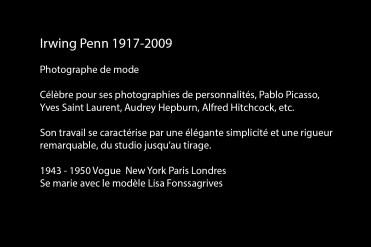 00 - Irving Penn