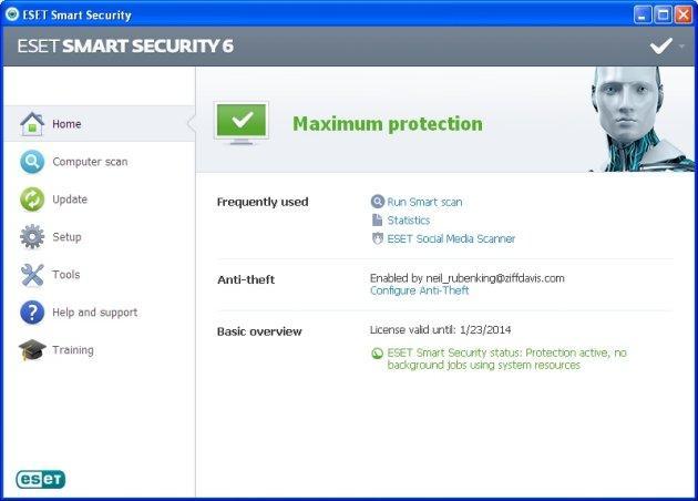 ESET Smart Security latest version