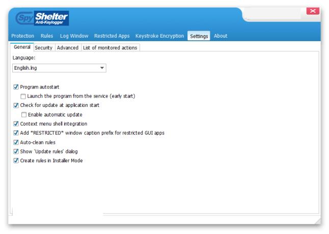 SpyShelter Anti-Keylogger Premium latest version