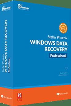 Stellar Phoenix Windows Data Recovery Pro